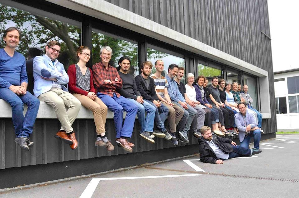 Klassen-Arbeit June 2015 | Photo: Beate Rieke
