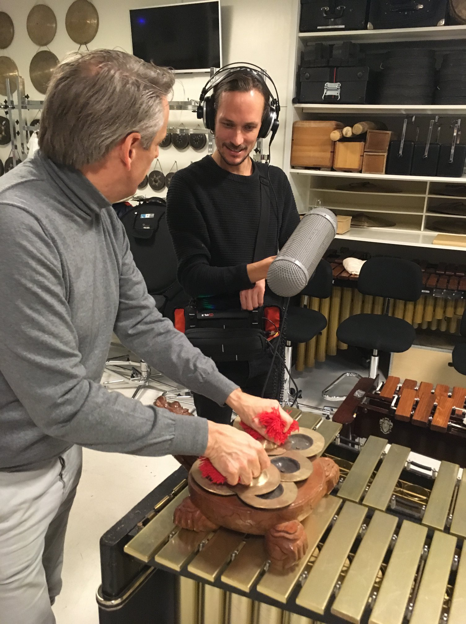 Nachtmusik podcast Danish Radio
